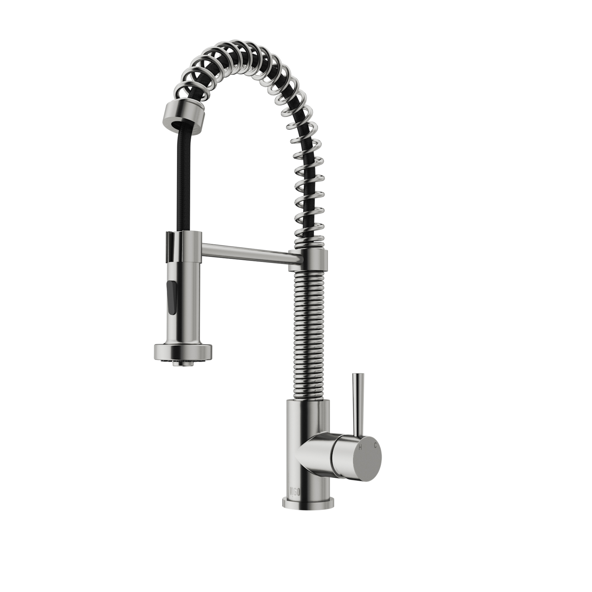 champagne pull bronze down home dst faucet trinsic garden product handle delta single cz kitchen